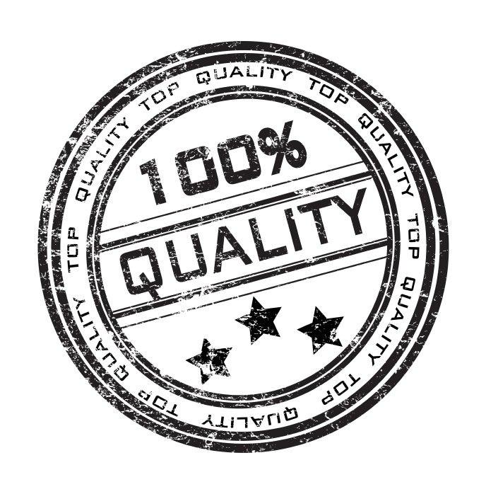 100 % качество