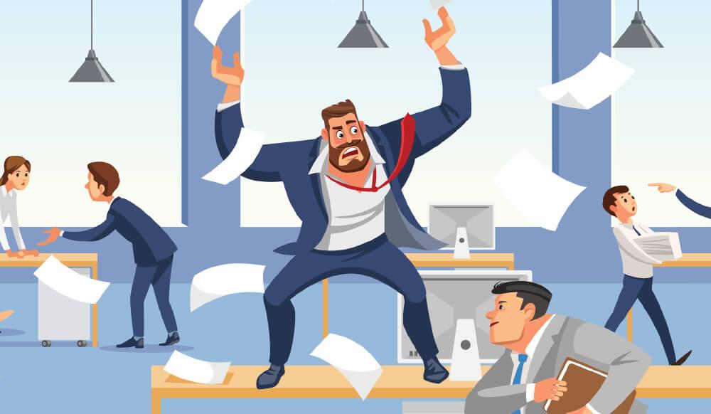 хаос в бизнесе